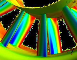 Mécaflux turbine