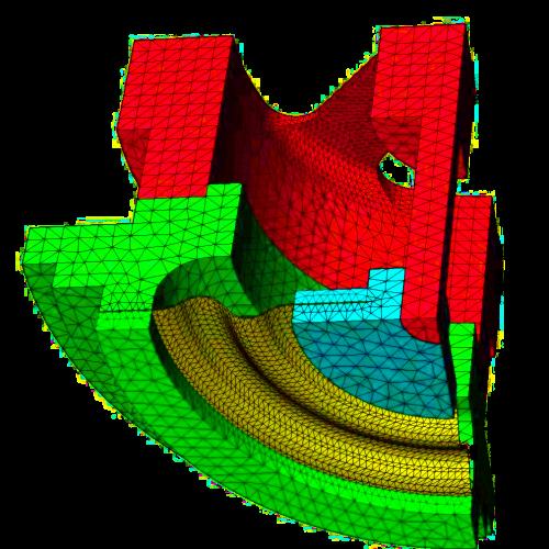 capteur de pression membrane maillage