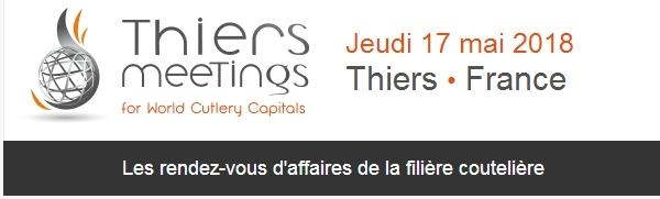 rencontres industrielles THIER 2018 - logo